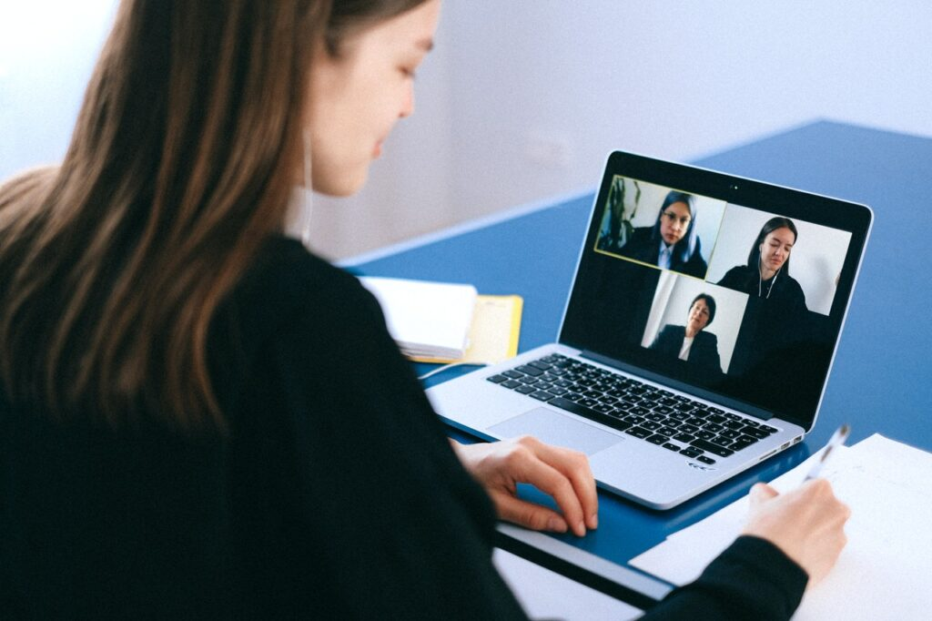 video conference party