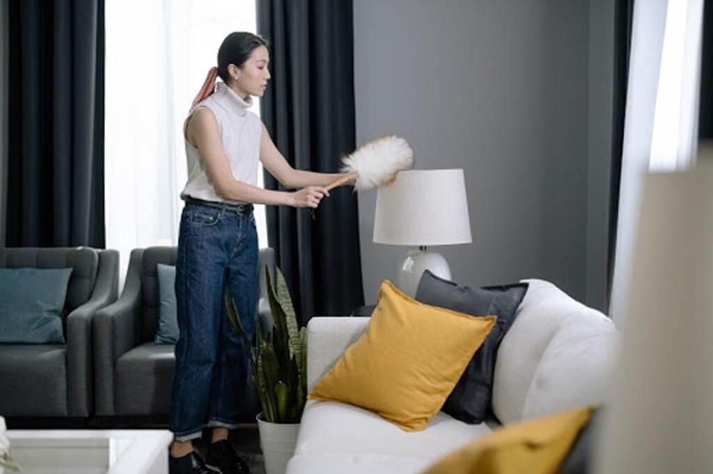 Clean your condo