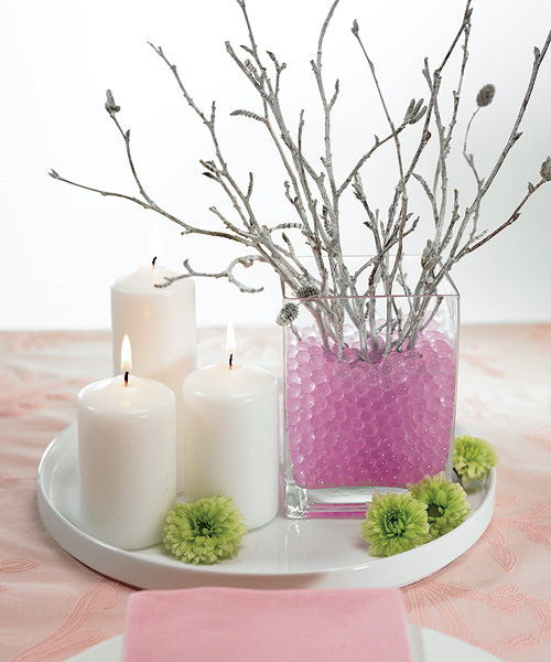 spring flowers centerpieces