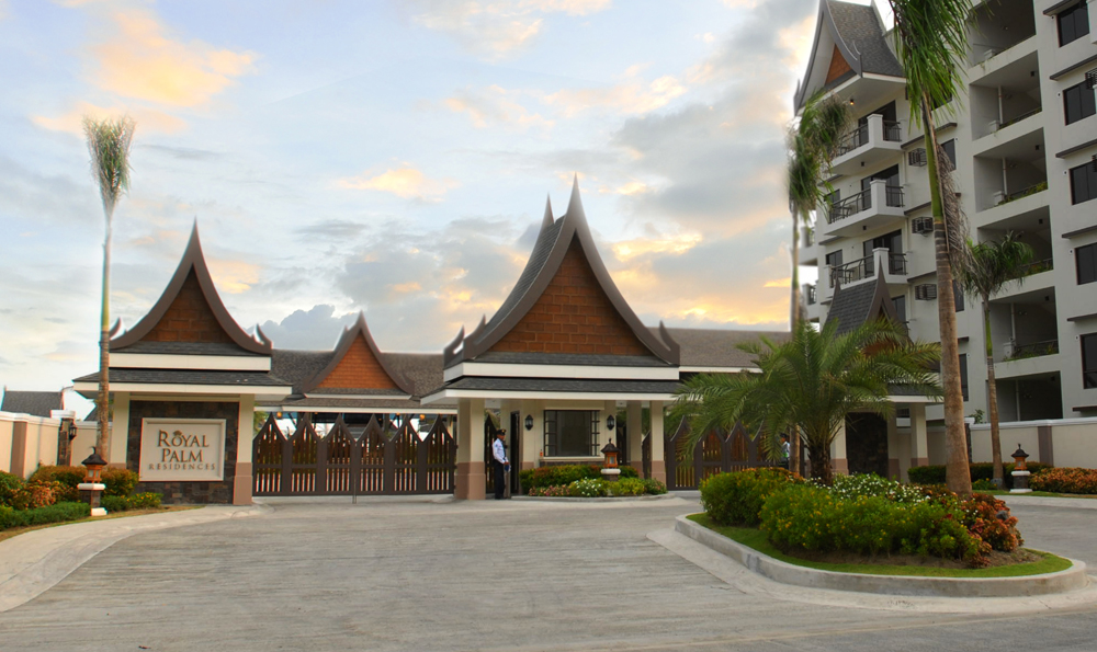 royal palm residences gate