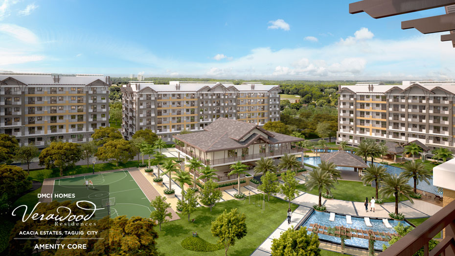 Verawood Residences, DMCI Homes