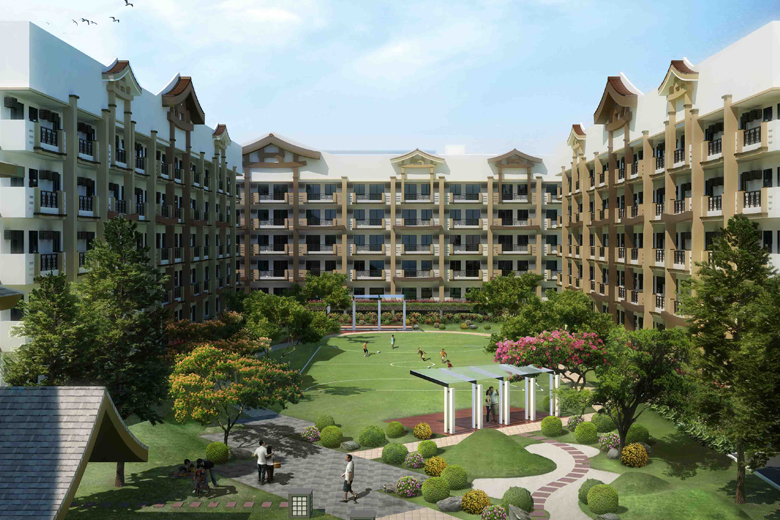 Rhapsody Residences, DMCI Property