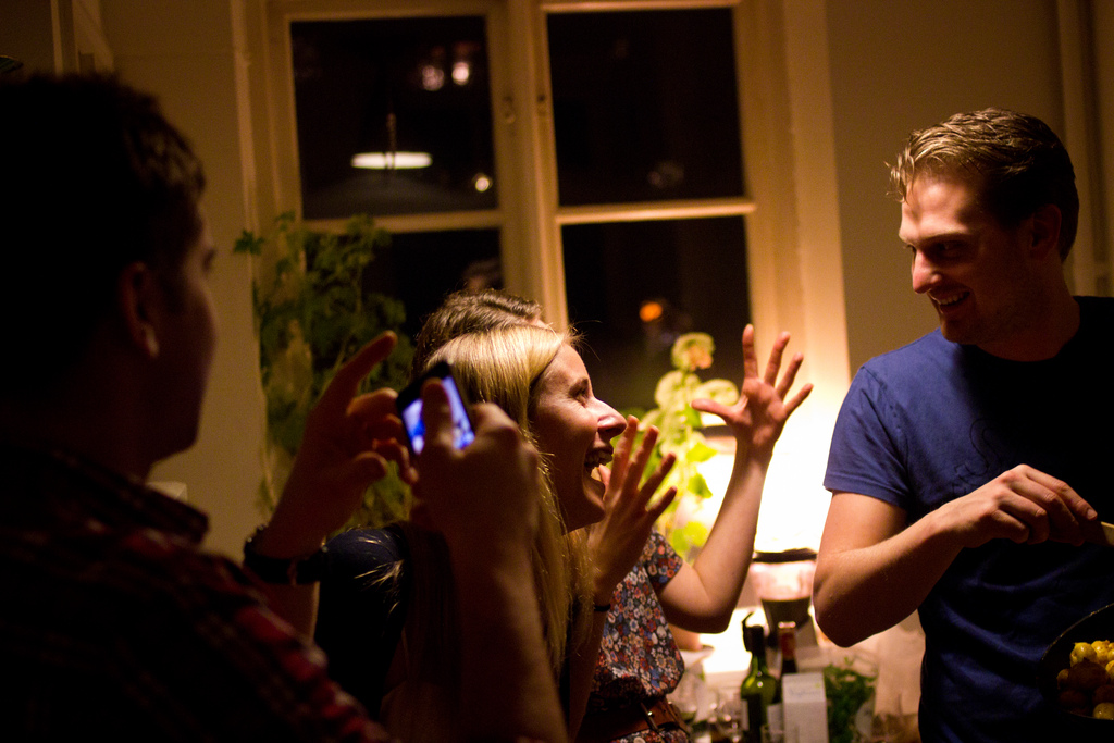 Small and Private Condominium Parties are Becoming a Trend Image from Flickr