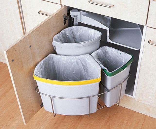 condo trash bin