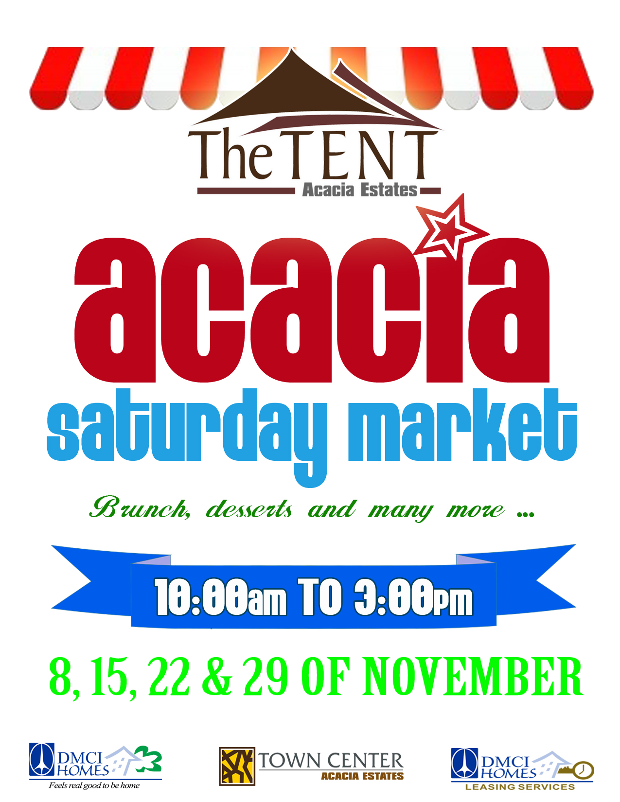 Acacia Saturday Market