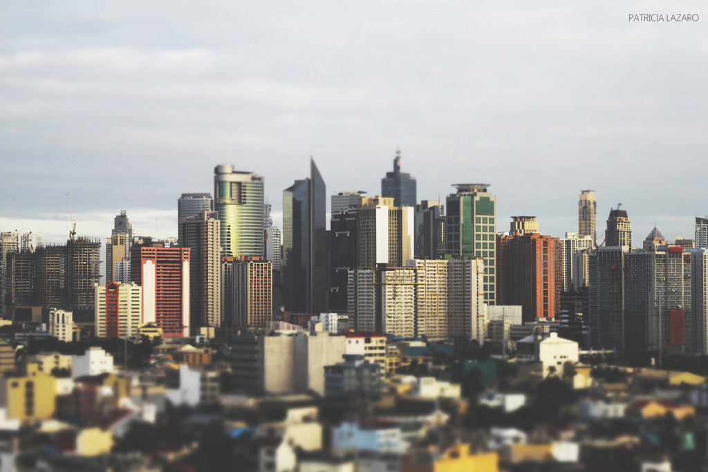 commercial spaces in Manila