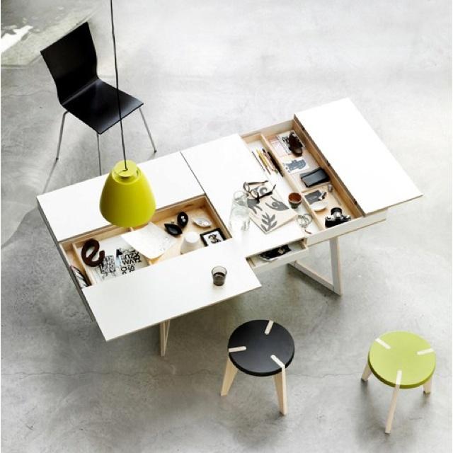 dual purpose furniture