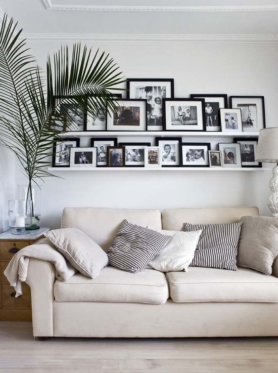 photo wall decor
