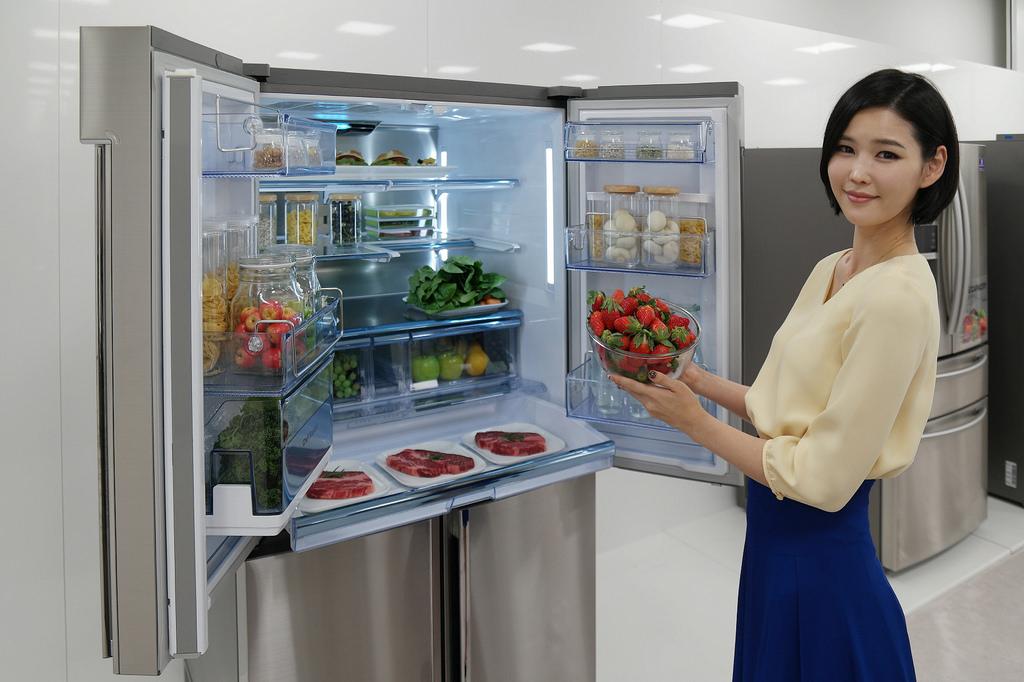 condo refrigerator