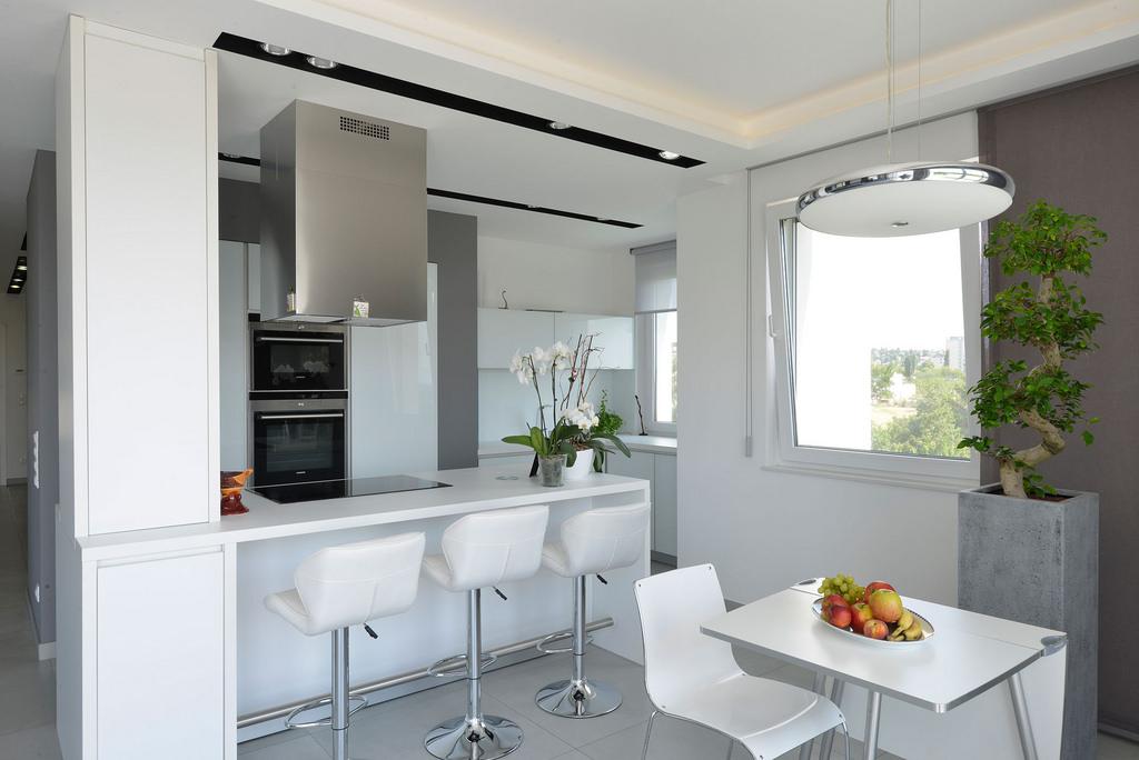 minimalist condo interior