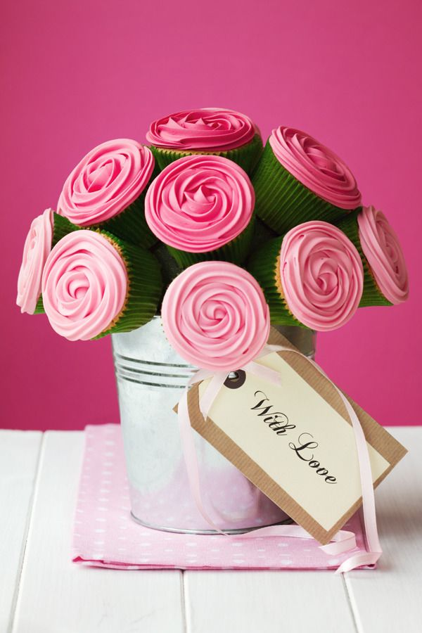 Boquet of Cupcakes