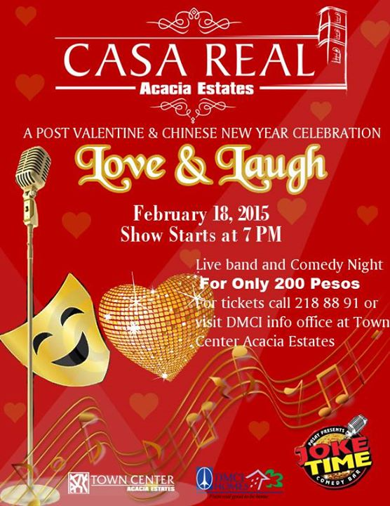 Love and Laughter Casa Real