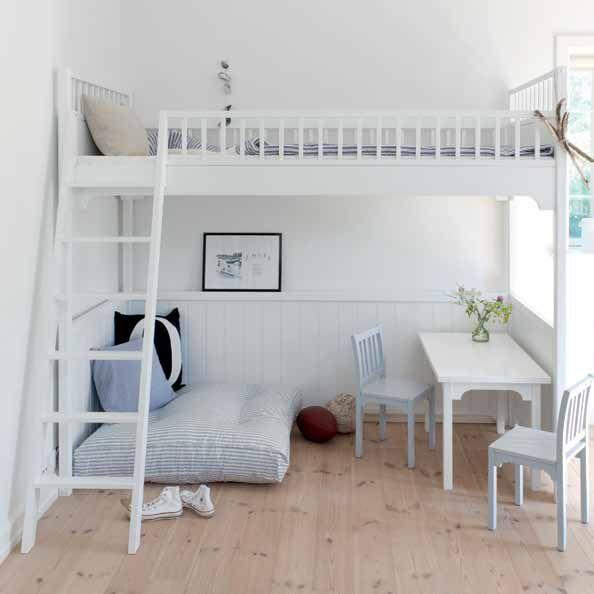 Loft Idea for Small Condos