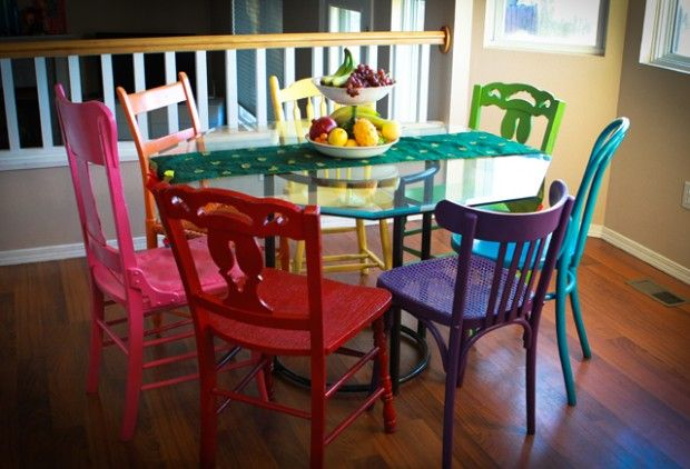Summer Chairs in Your Condo