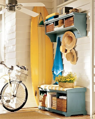 Yellow Themed Condo for Summer