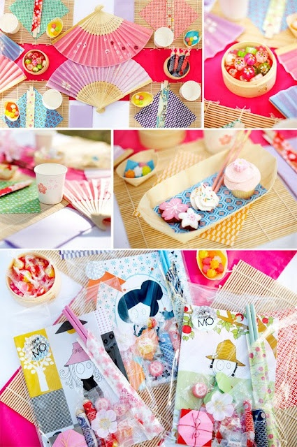 Kiddie Party Idea KPop JPop