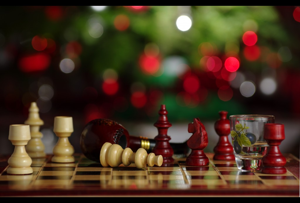 christmas party ideas play games