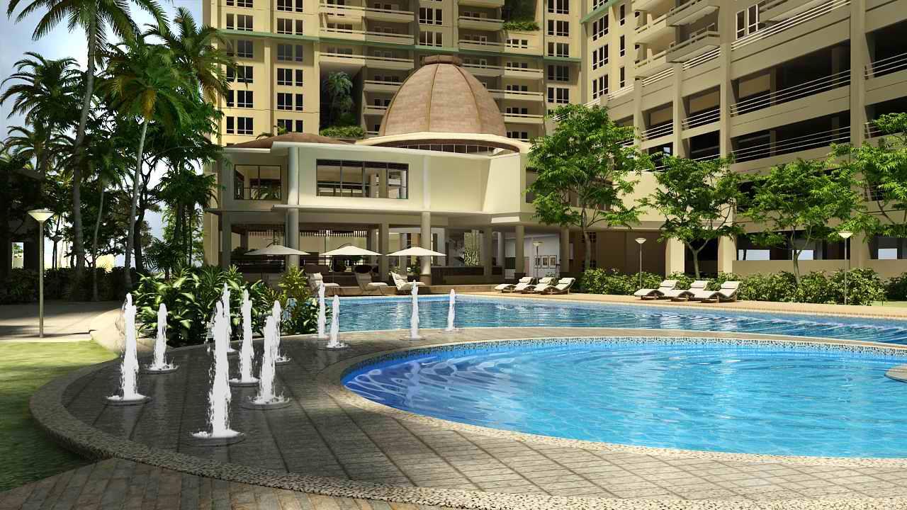 Tivoli Garden Residence Swimming Pool
