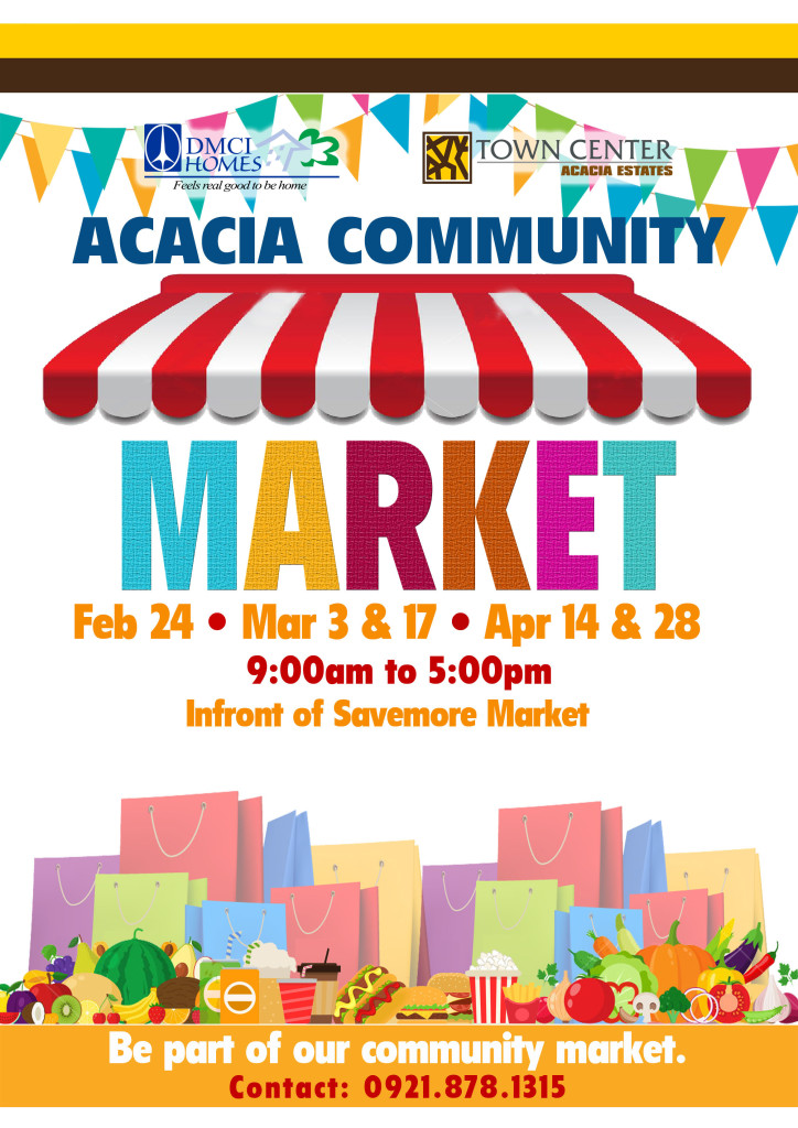 Acacia Estates Community Market