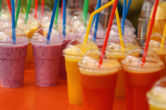 Be Chill with Yummy Slushies