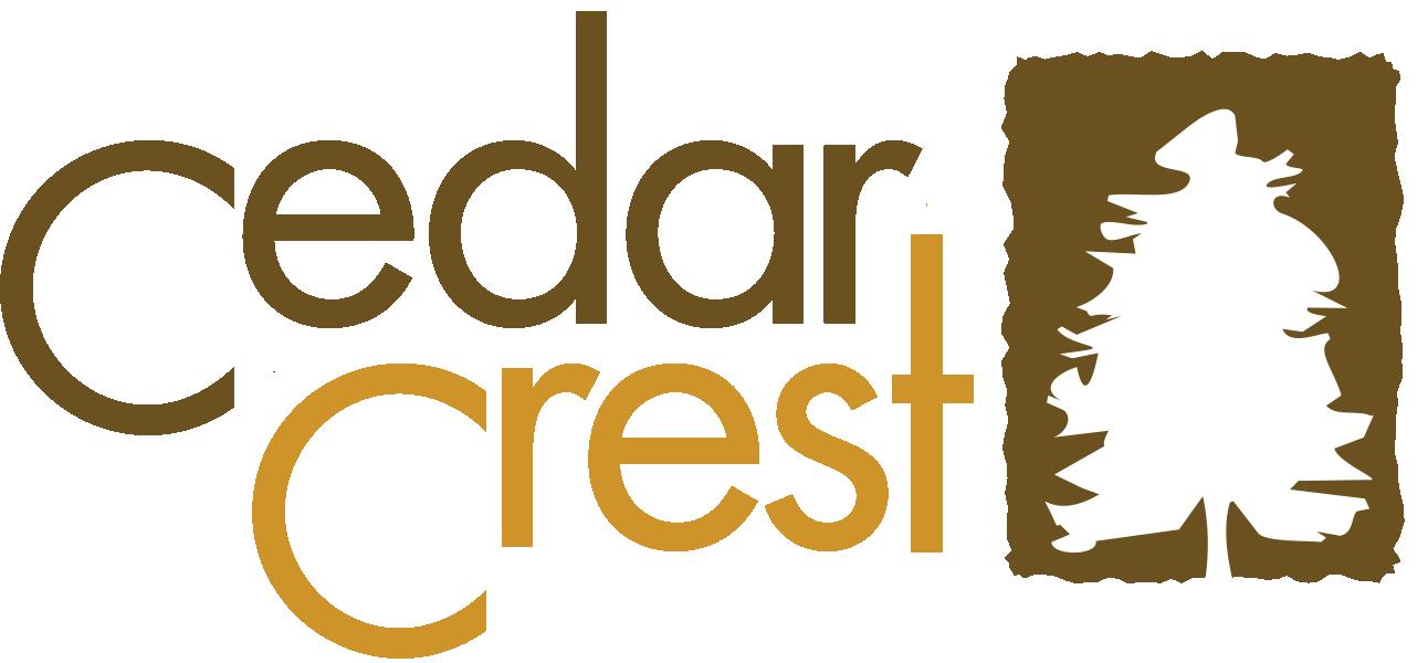 Cedar Crest property logo