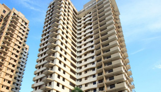 Cypress Towers – 2 Bedrooms, Semi-Furnished