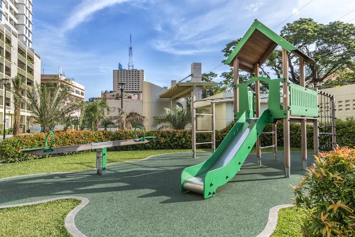 Children recreation areas