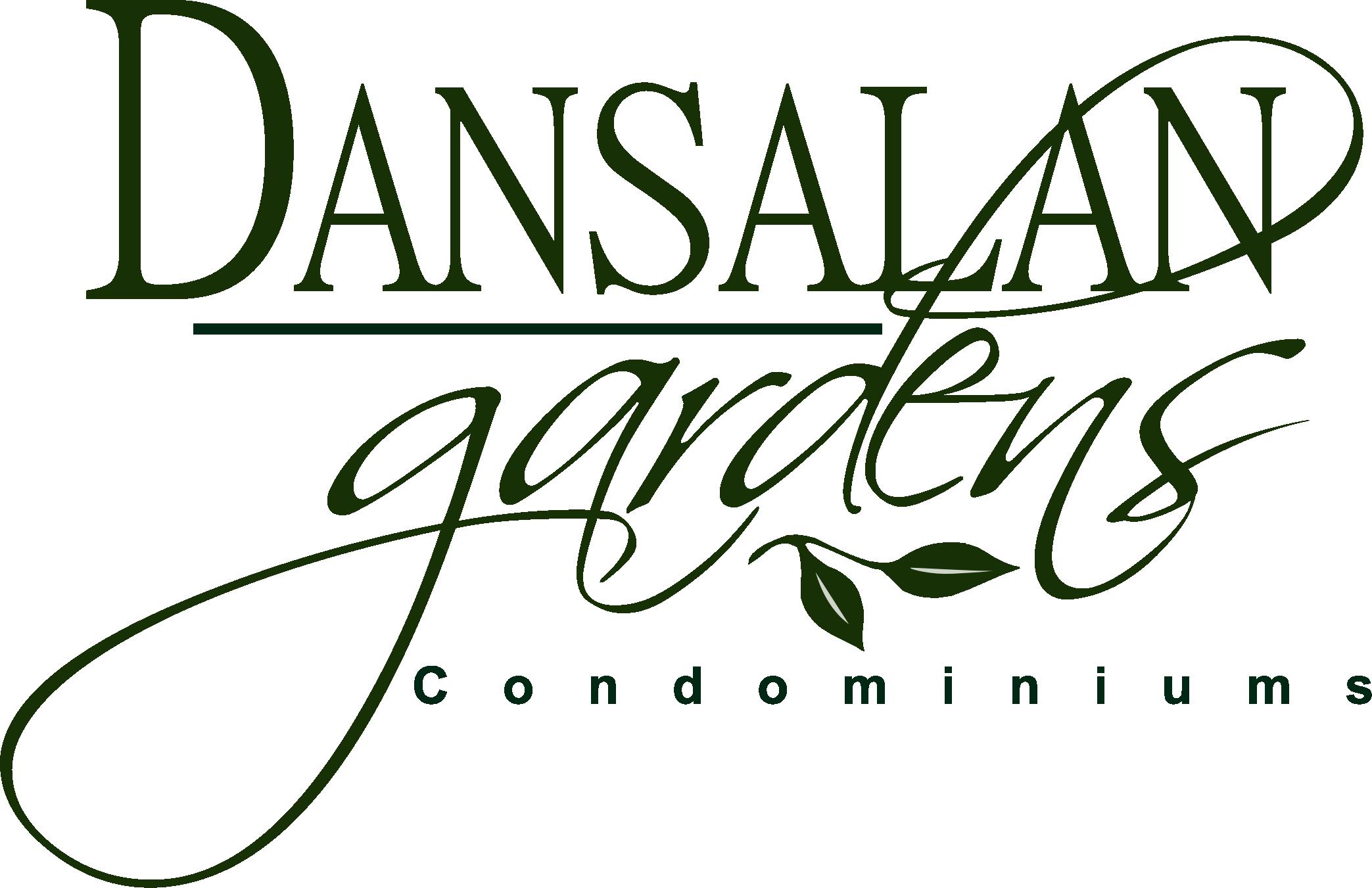 Dansalan Gardens property logo
