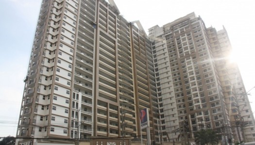 Zinnia Towers – 2 Bedrooms, Semi-Furnished