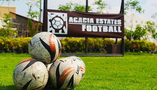 Acacia Football Field
