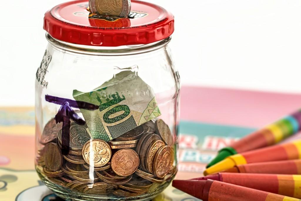 Set Aside Your Savings
