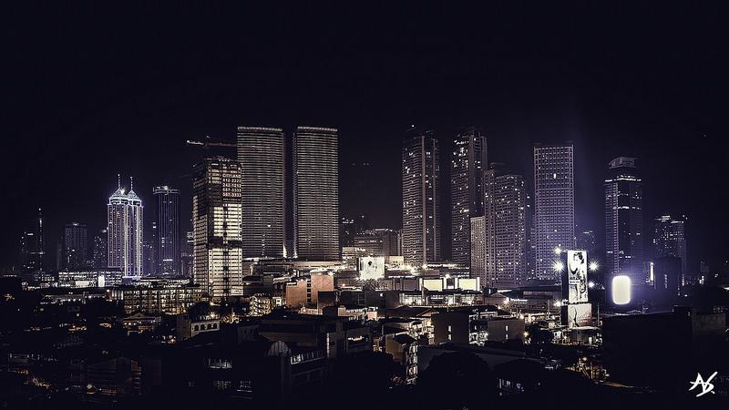 Pasig city CBD