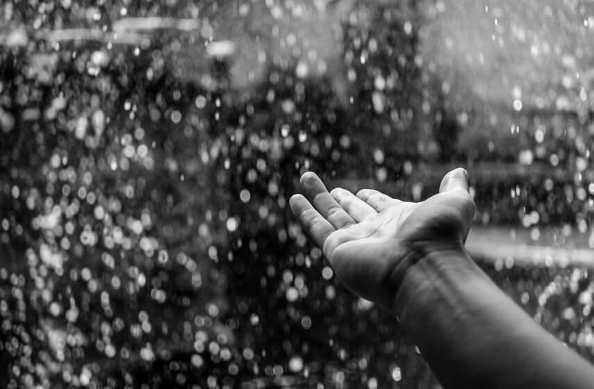 Rainy Days Commuters The Sentimental TV Star