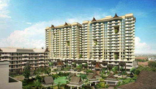 Royal Palm Residences – 3 Bedroom(Tandem), Bare