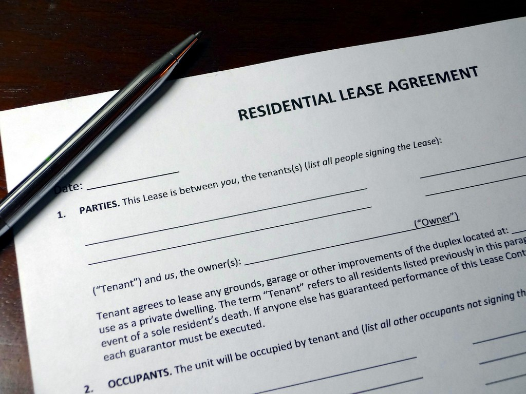 Short-term and Long-term Lease