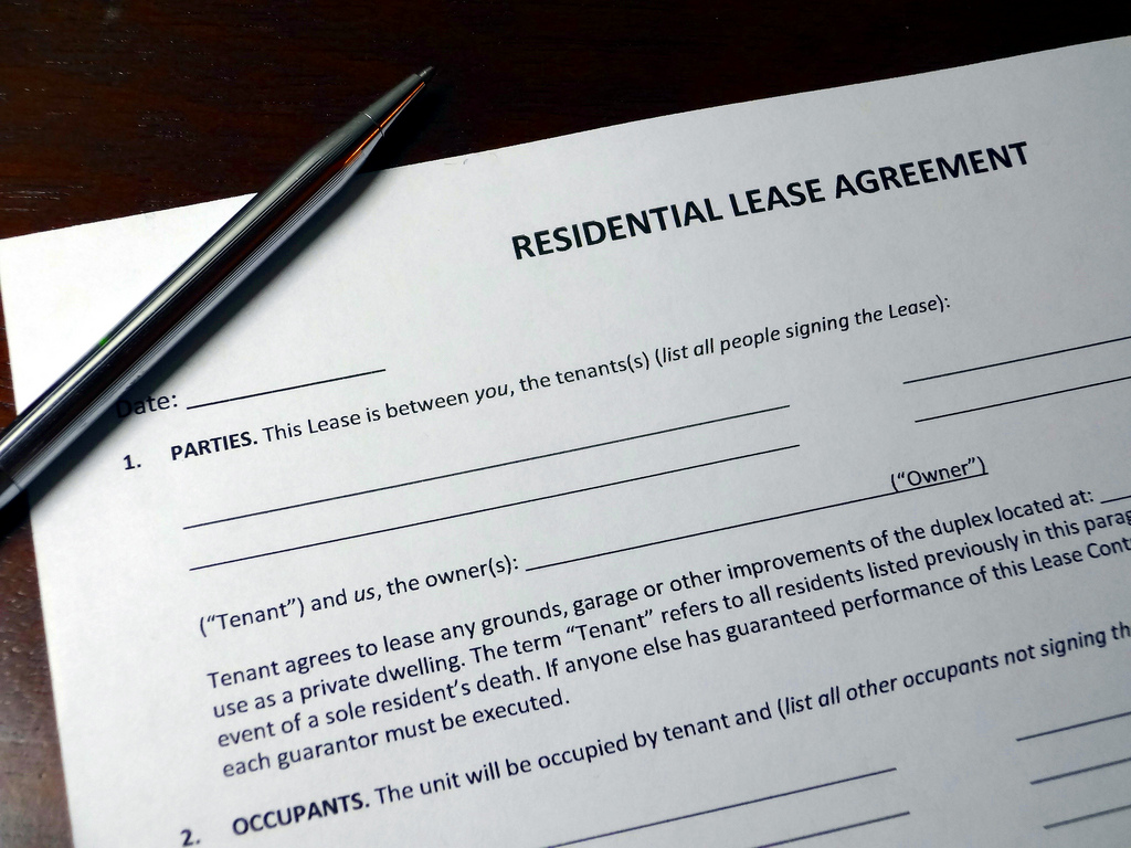 How To Choose Between Shortterm And Longterm Lease - Long term rental agreement template