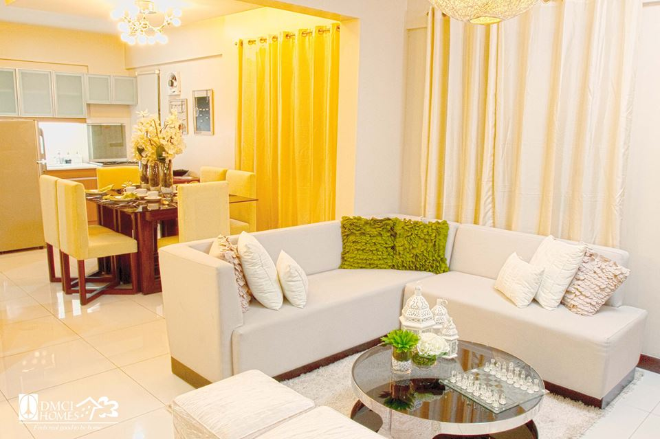 Siena Park Residences' Model Unit, Paranaque City, DMCI Homes