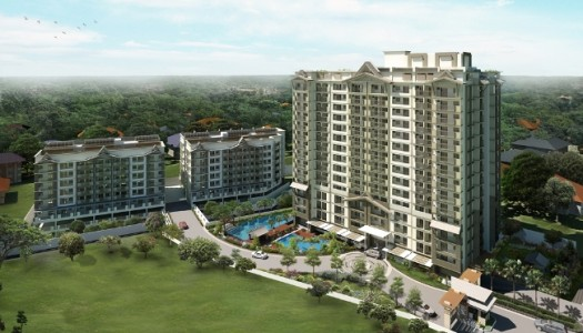 Arista Place – 2 Bedrooms, Bare