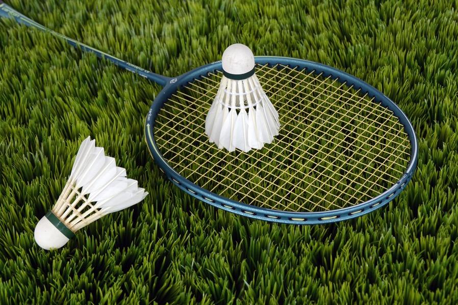 Summer Staycation Badminton