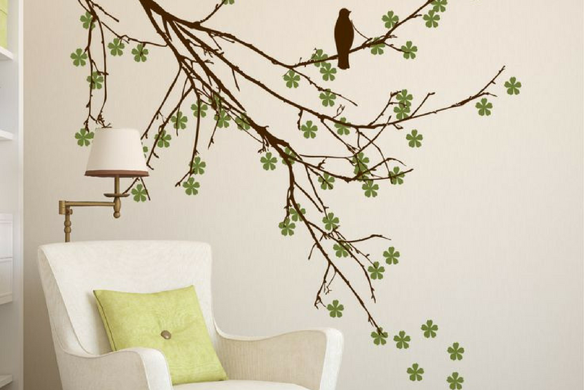 Summer Stunning Wall Decals