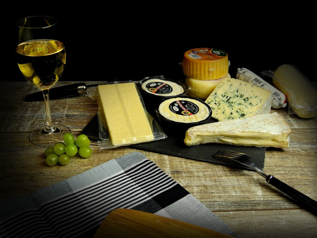 Summer Wine and Cheese Party