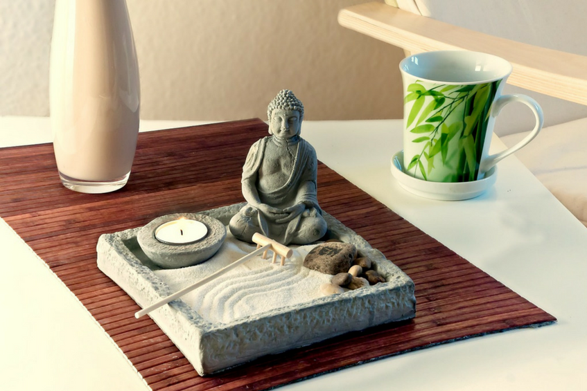 Thai Mini Zen Garden