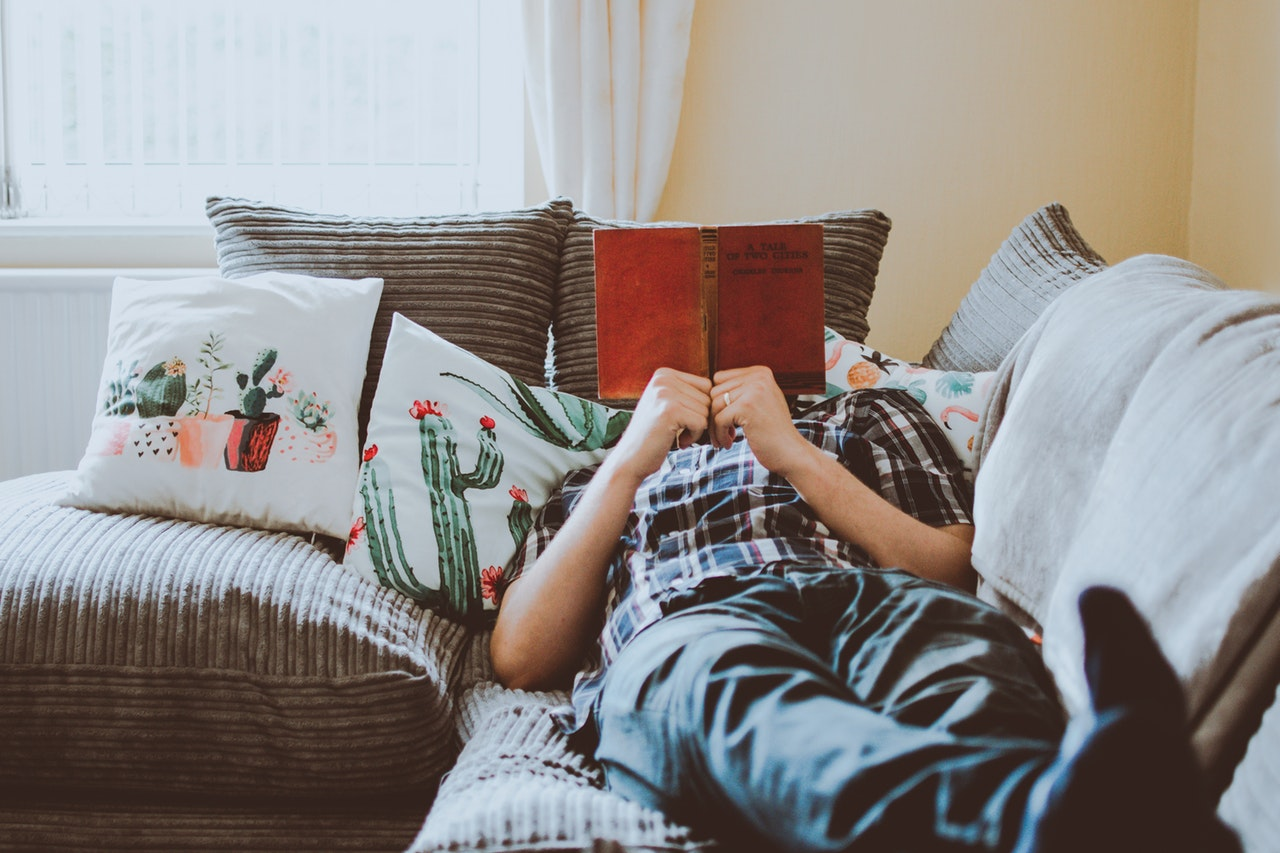 adult book comfort