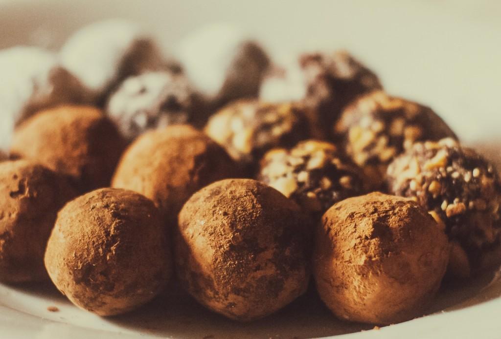 bake dessert balls