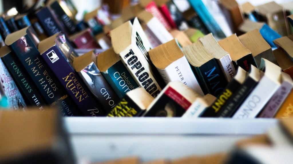 books literature treasures