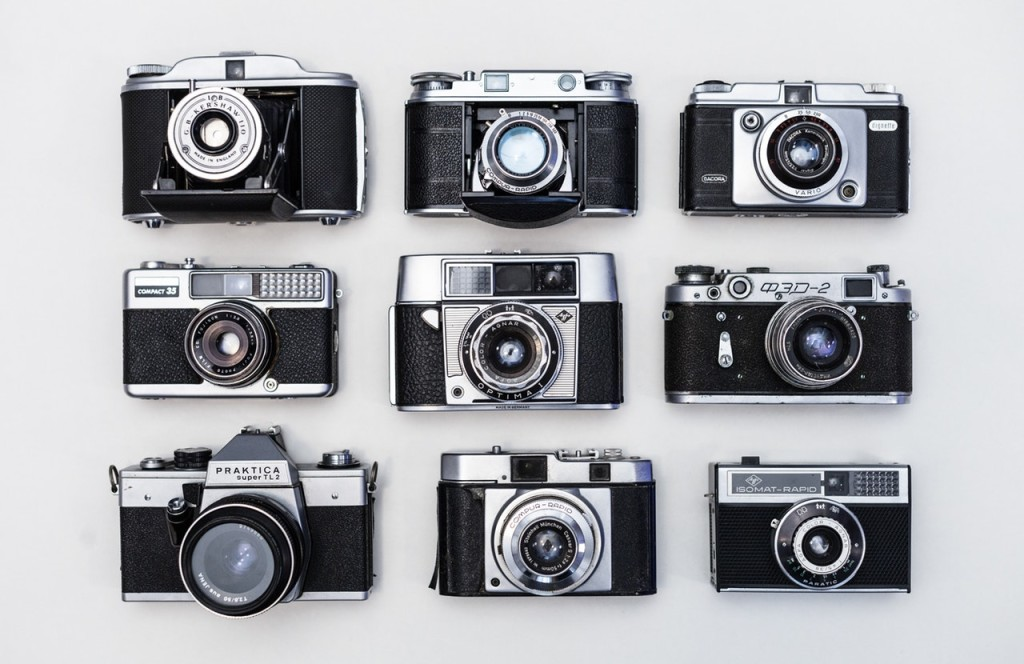 cameras collection