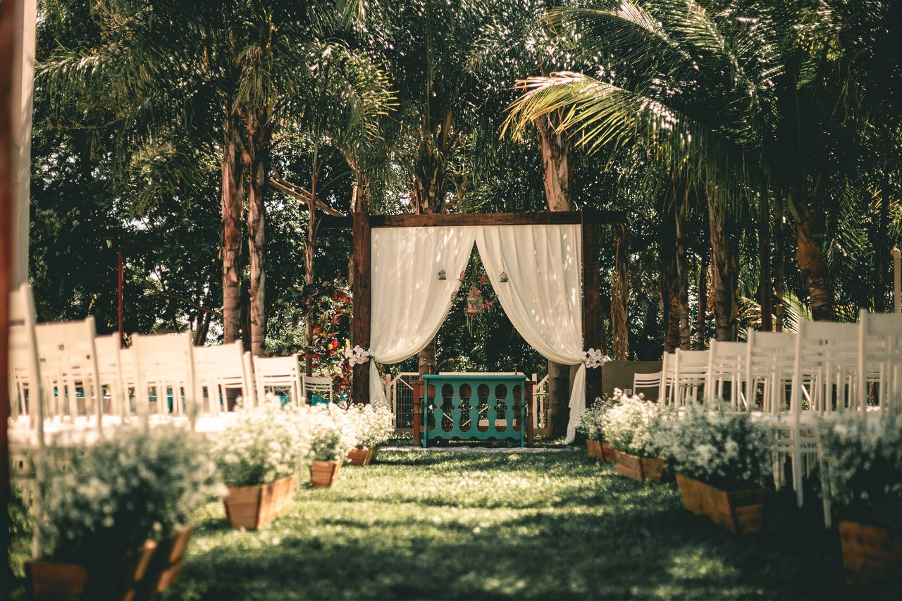 5 Ideas Fit for Your Dream Intimate Wedding Venue