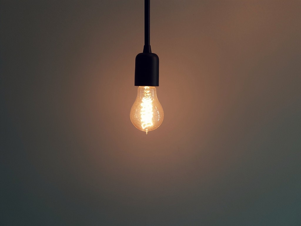 change your lighting fixtures