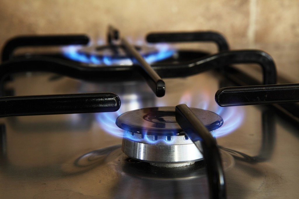 check appliance burner
