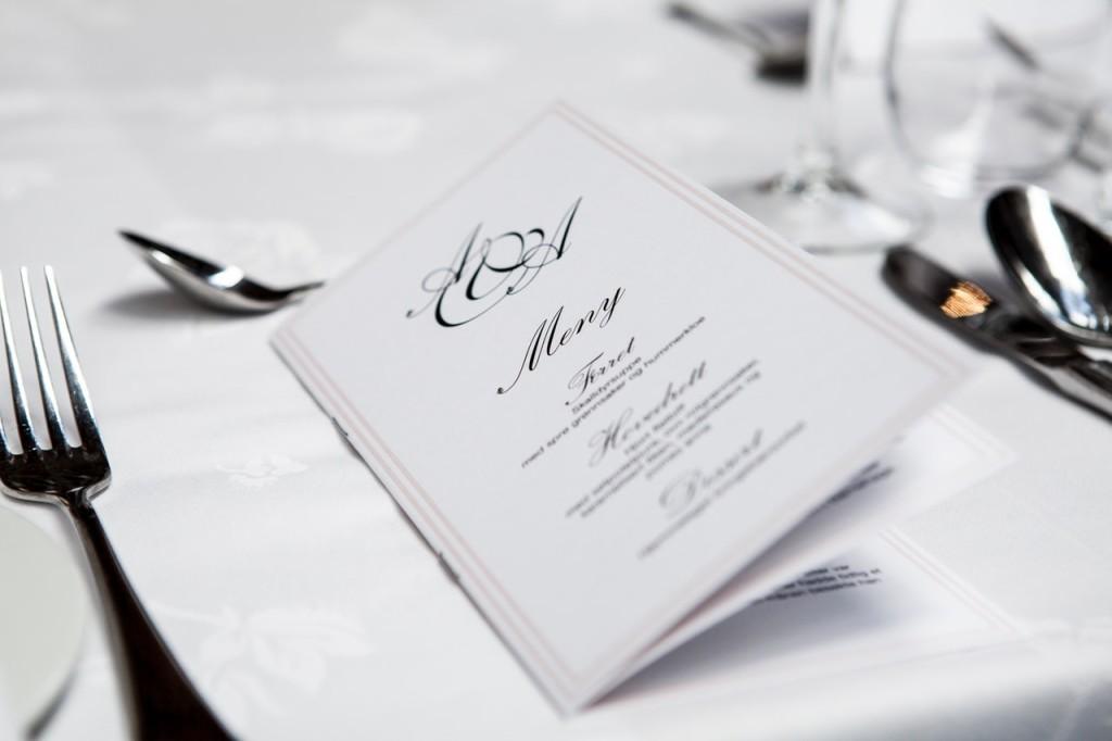 check whats on menu